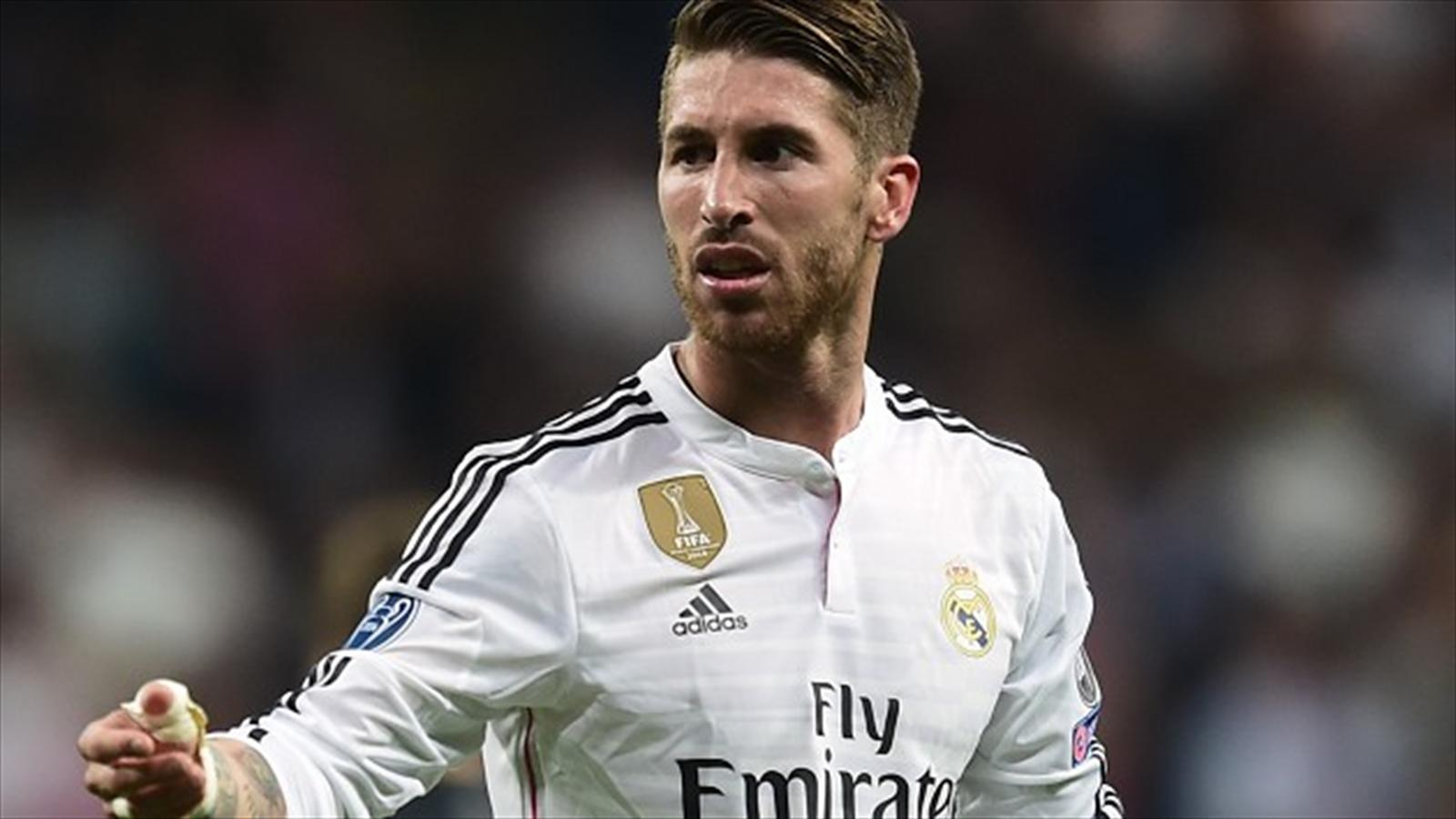 Spain international Sergio Ramos joined Real Madrid in 2005
