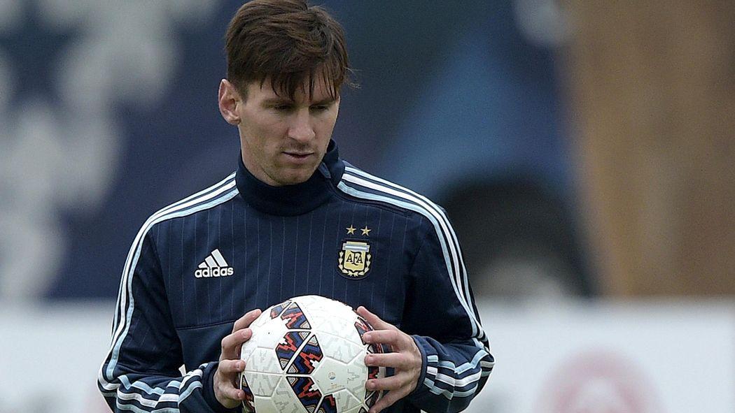 Copa America Lionel Messi