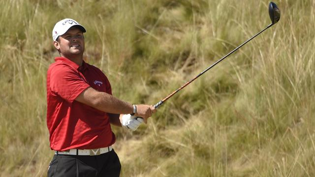 The Open'da zirve Patrick Reed'in