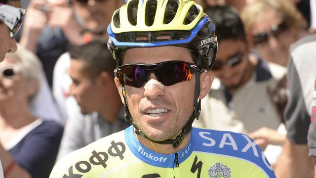 Contador lance sa saison au Portugal