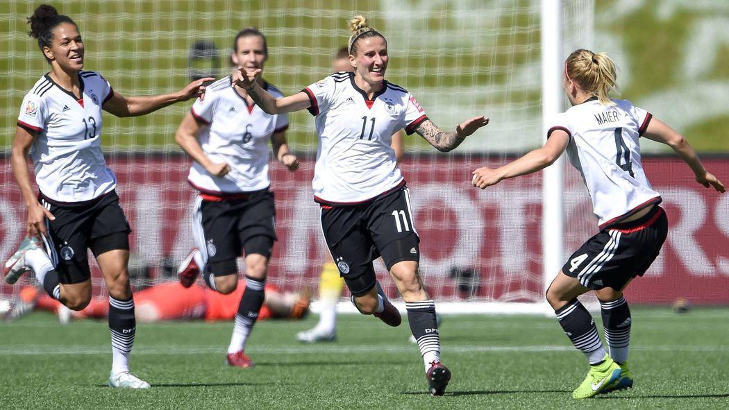 Deutsche Frauen Nationalmannschaft Erreicht Wm Viertelfinale