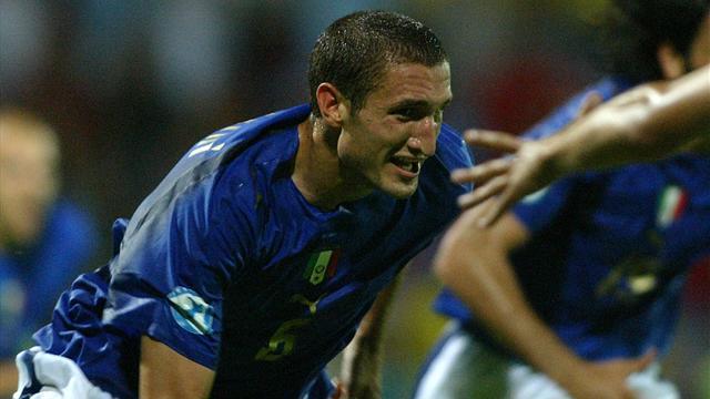 Chiellini forfait contre Espagne et Israël