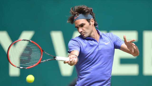 Dzumhur - Federer EN DIRECT