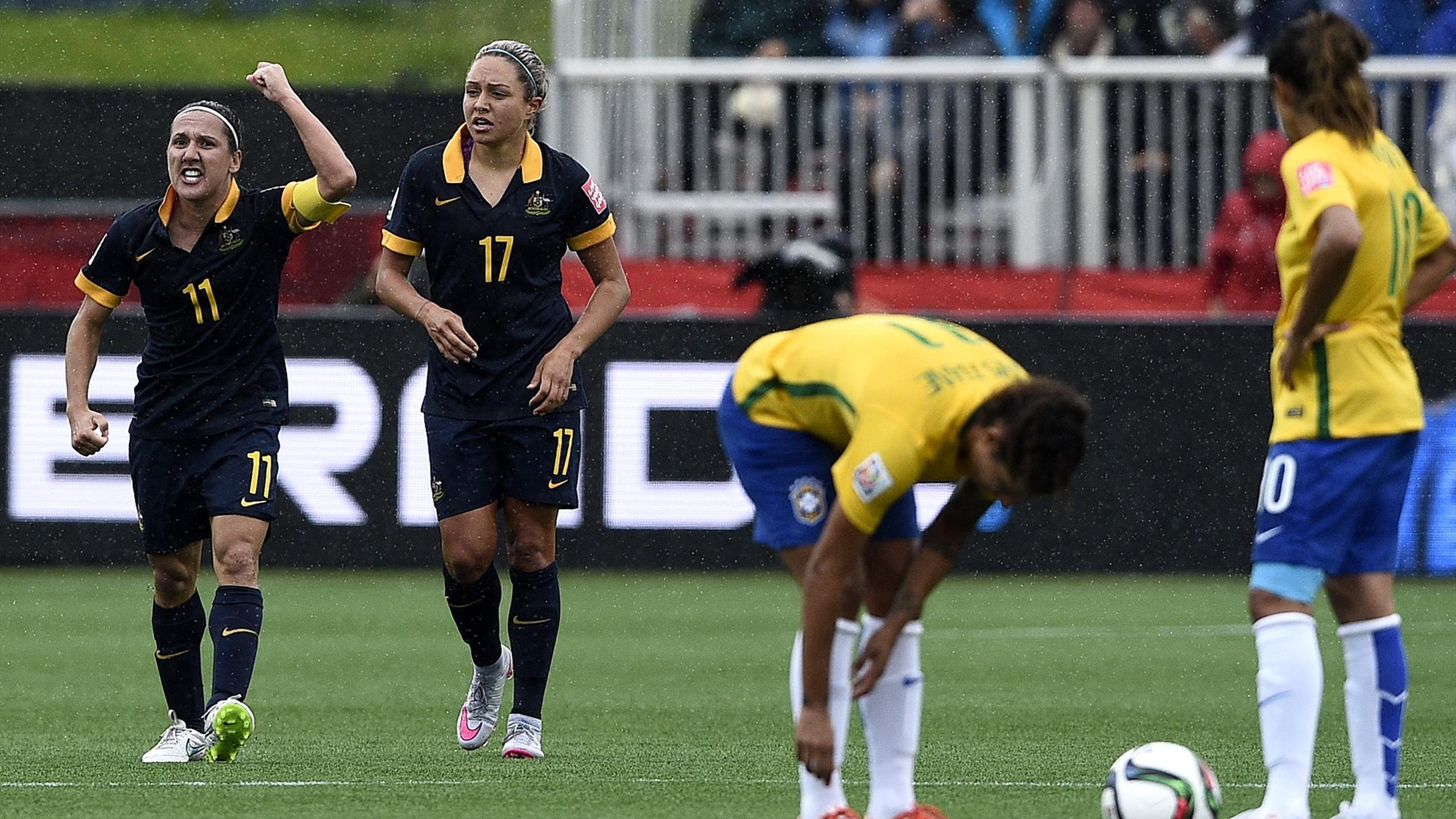 Brasilien Frauen Wm