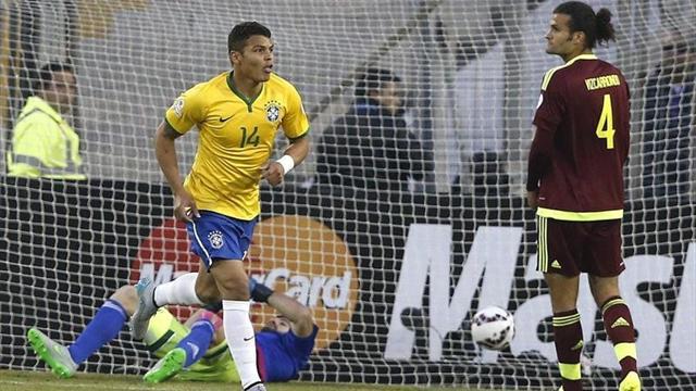Brasil-Venezuela: Sin Neymar hay equipo (2-1)