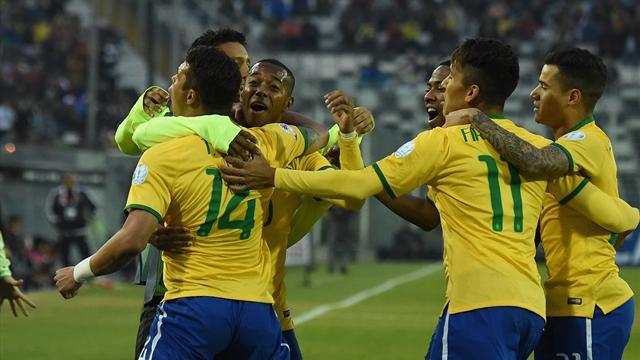Le Brésil retrouve Thiago Silva et sauve la Colombie