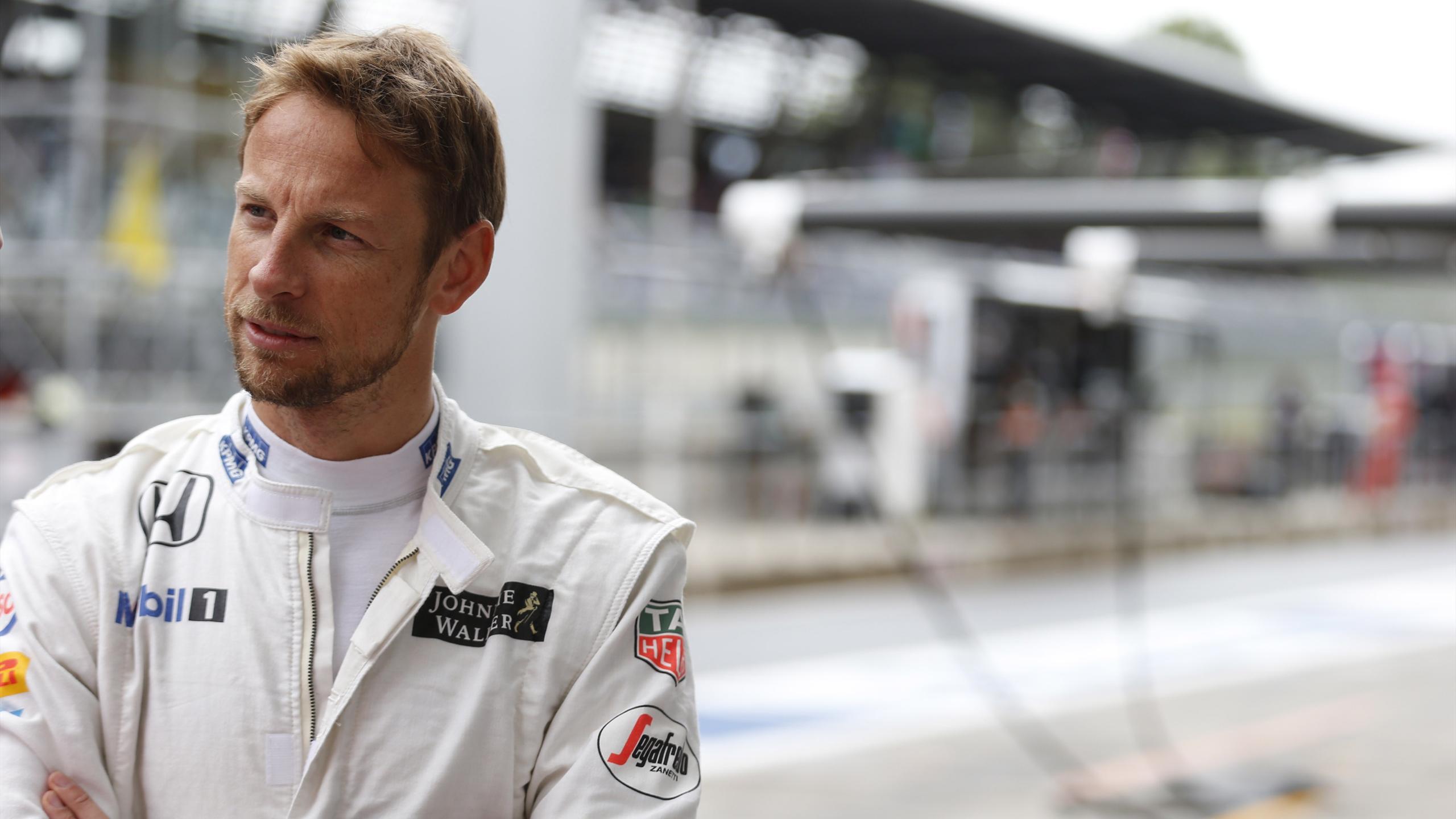 Дженсон Баттон (McLaren)