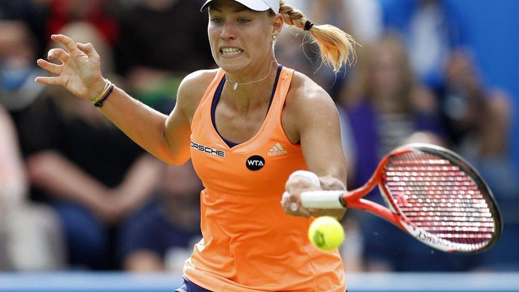 Kerber Weiterhin Beste Deutsche Tennisspielerin Tennis Eurosport