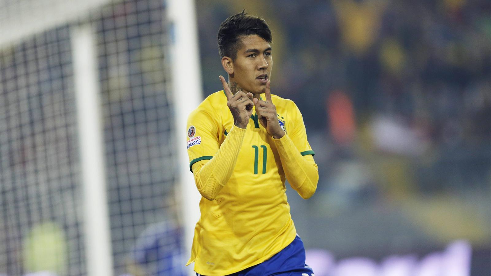 Liverpool Sign Brazil Star Roberto Firmino In £29m Deal