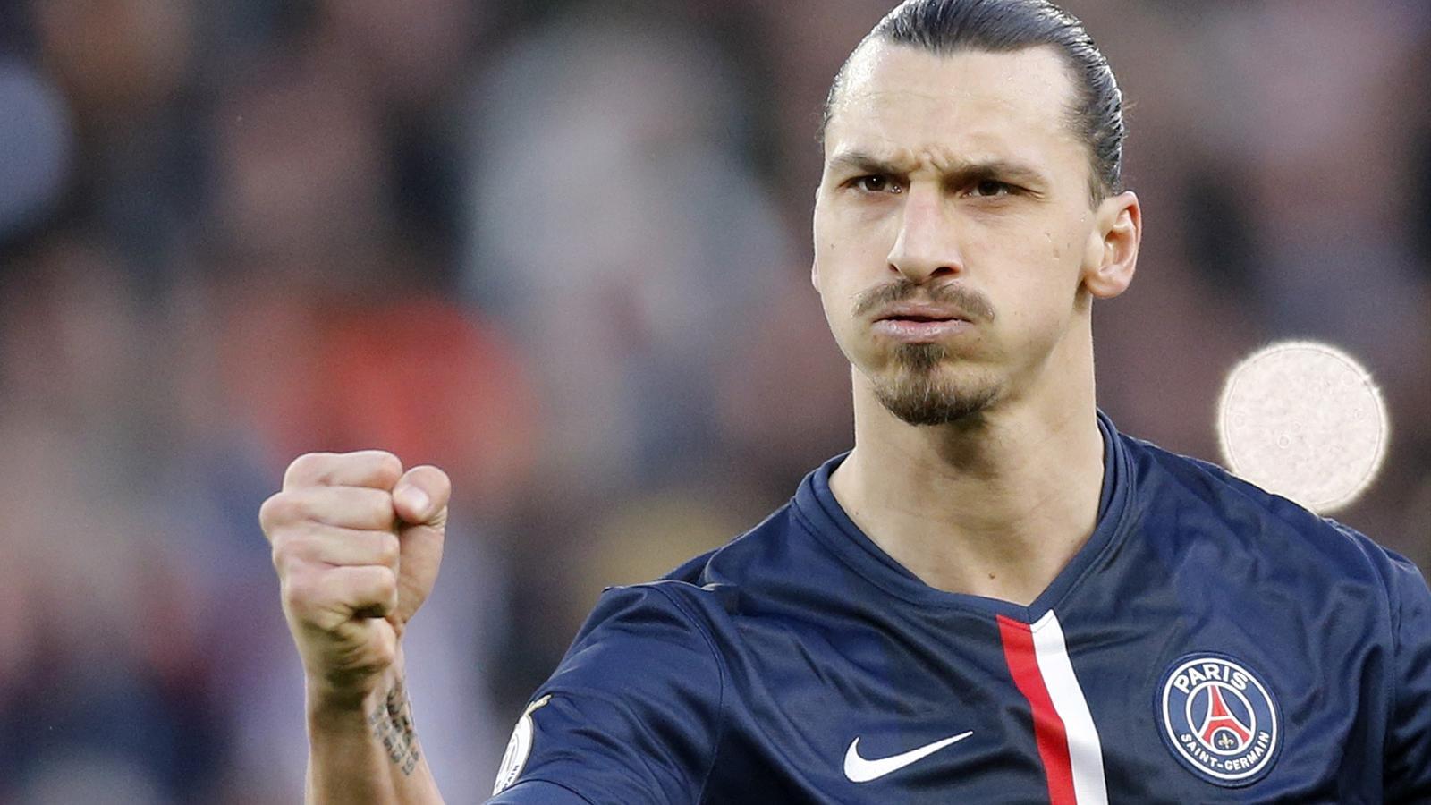Zlatan Ibrahimovic Player Profile Football Eurosport