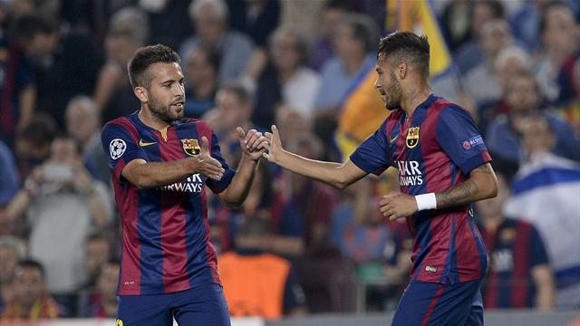 Магический забег Альбы на 93-й минуте, спасший «Барселону» от гола