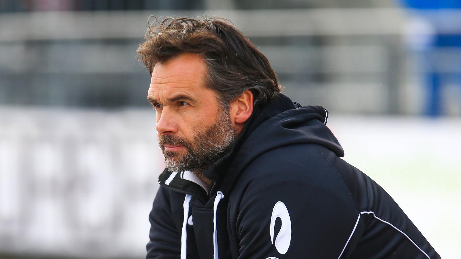 Ugo Mola, nouvel entraîneur en chef du Stade toulousain - décembre 2012