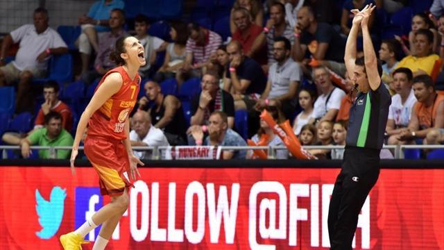 España-Montenegro: Semifinales y Preolímpicas (75-74)