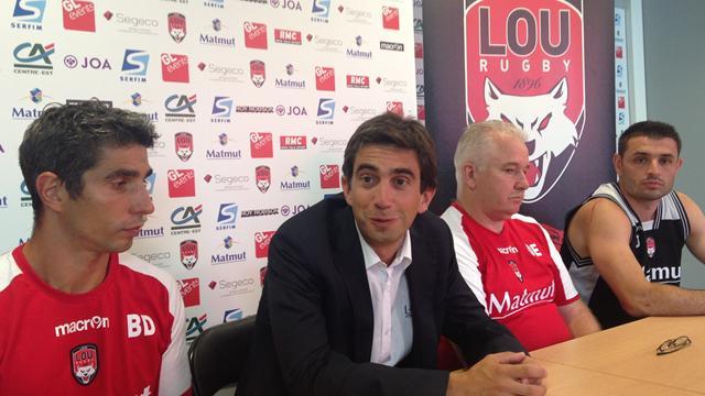 Les 4 déclas qui montrent que Lyon ne veut pas s'éterniser en Pro D2