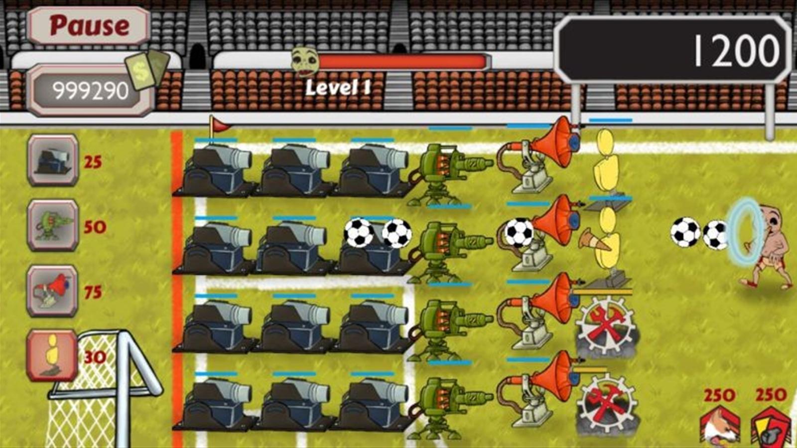 Felipe Melo Z video game gameplay