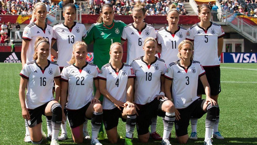 Deutsche Fussballerinnen Im Wm Viertelfinale Favorit