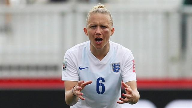 Everyone in England proud of Laura Bassett - and rightly so