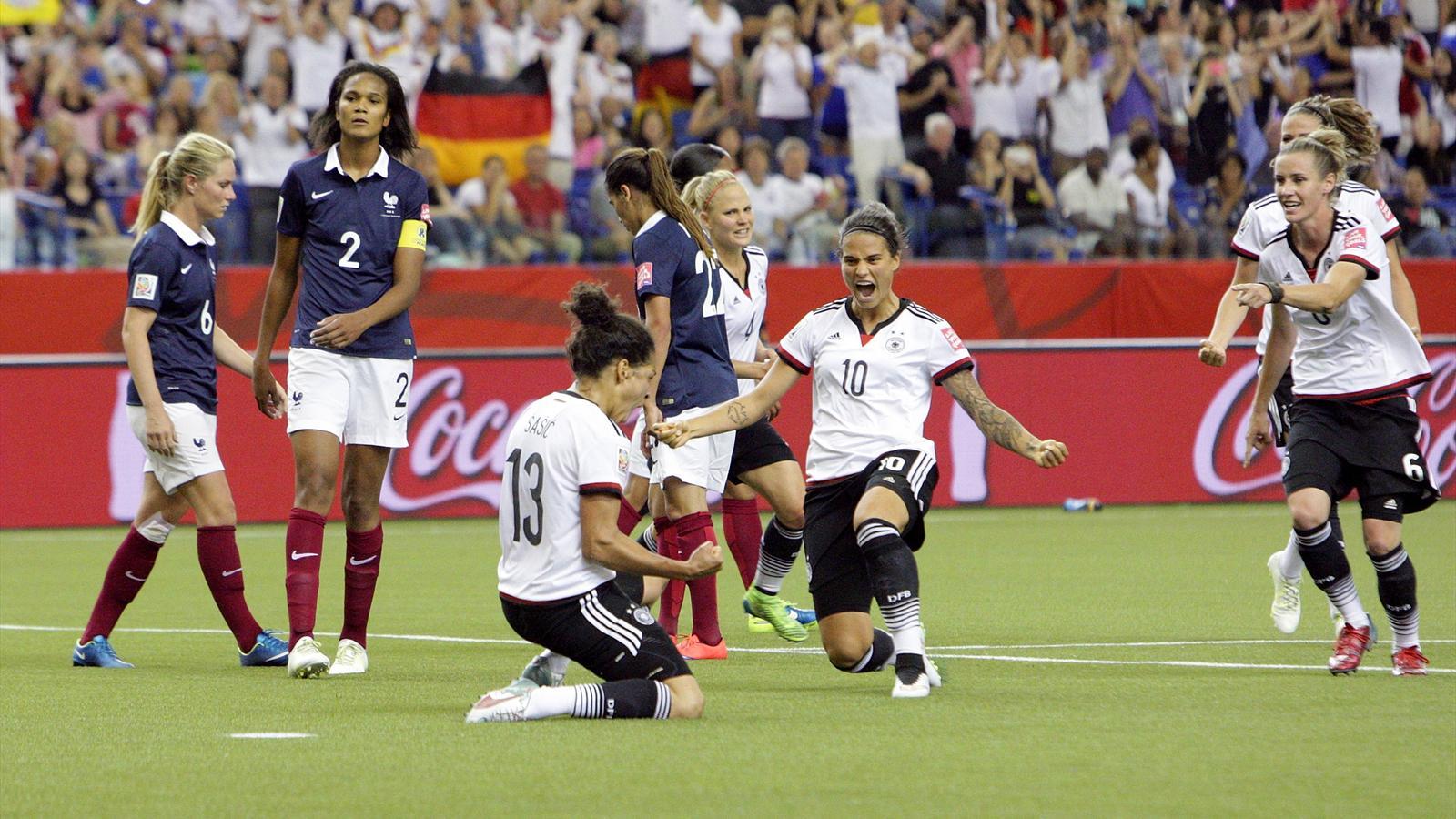 Live allemagne france quart de finale coupe du monde - Quart de finale coupe du monde 2015 ...