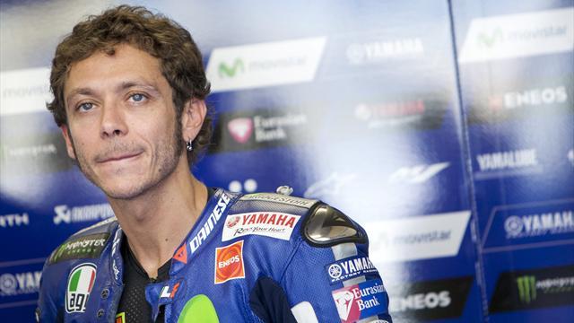 """Rossi: """"Con Marquez una carenata la prendi sempre..."""""""