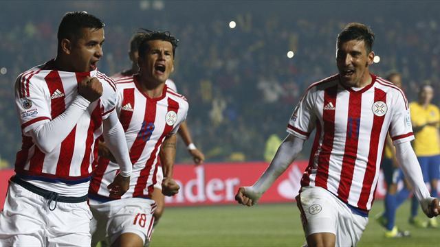 Дядя игрока сборной Парагвая умер, празднуя победу над Бразилией