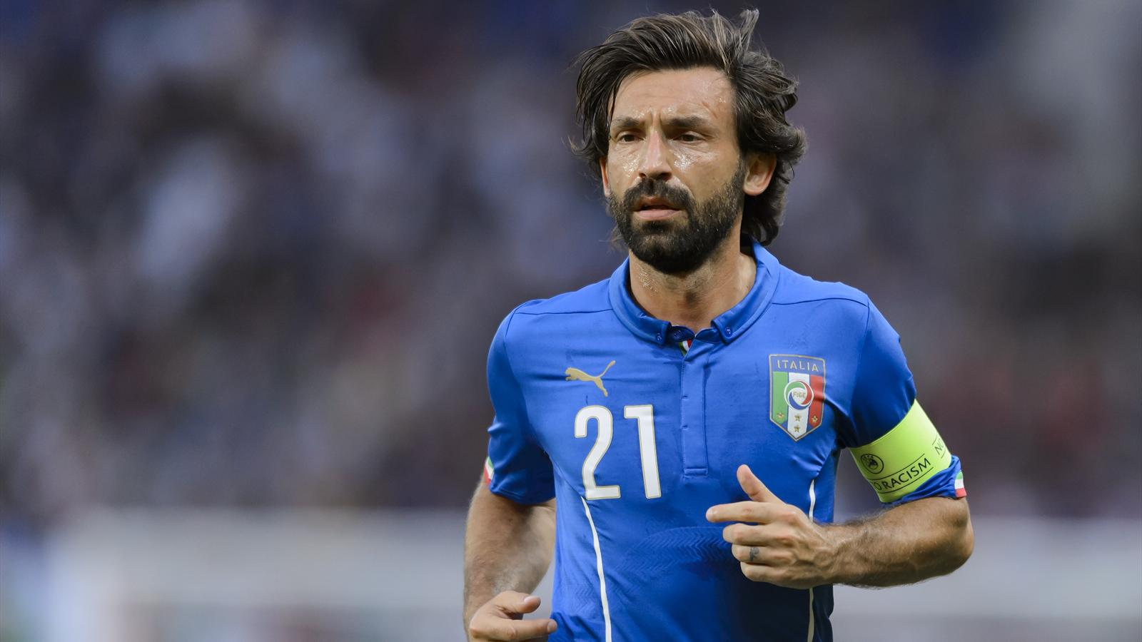 Andrea Pirlo Italy omission painful Euro 2016 Football