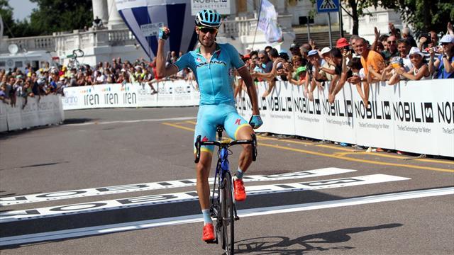 Ciclismo, Vincenzo Nibali risponde a servizio delle Iene: