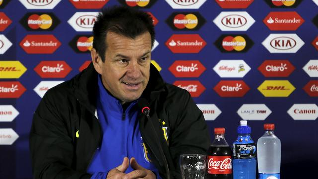 Dunga sacked as Brazil coach for the second time