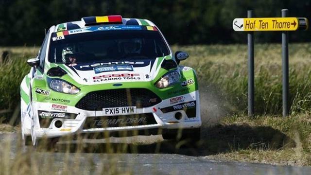 Ypern-Rallye: Freddy Loix schlägt wieder zu