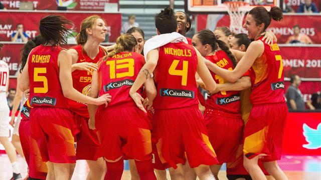 España se cuelga el bronce tras ganar a Bielorrusia (74-58)