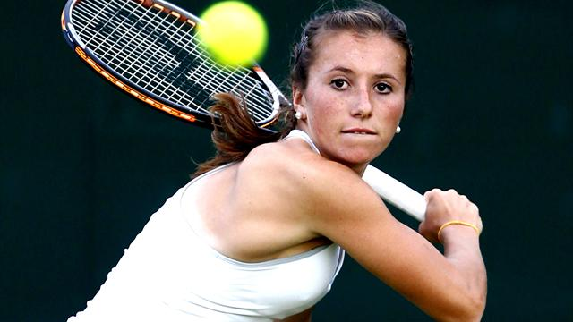 Annika Beck beats Sorana Cirstea to progress in Bastad