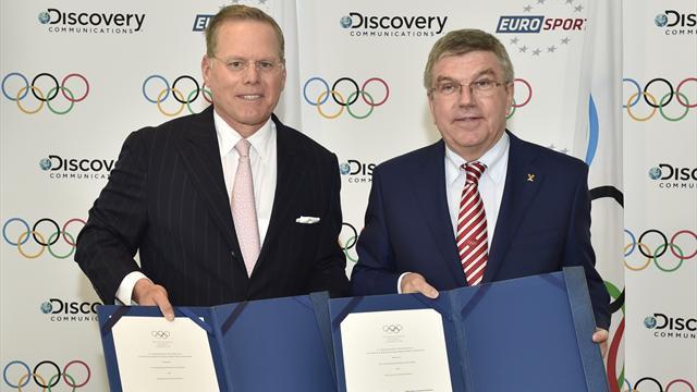 Communiqué du groupe Discovery après la décision de Los Angeles et du CIO pour 2024