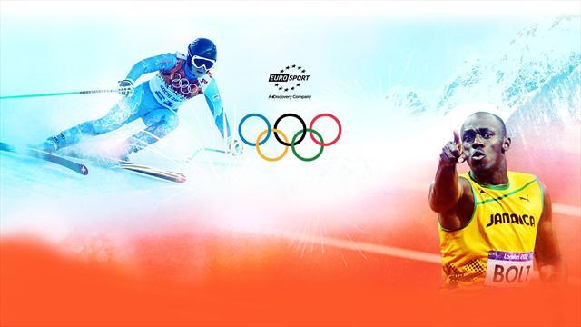 Eurosport adquiere los derechos para emitir los Juegos Olímpicos