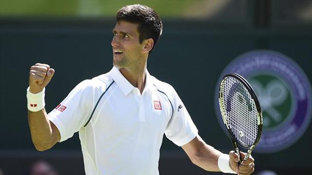 Sans forcer, Djokovic donne rendez-vous � Anderson