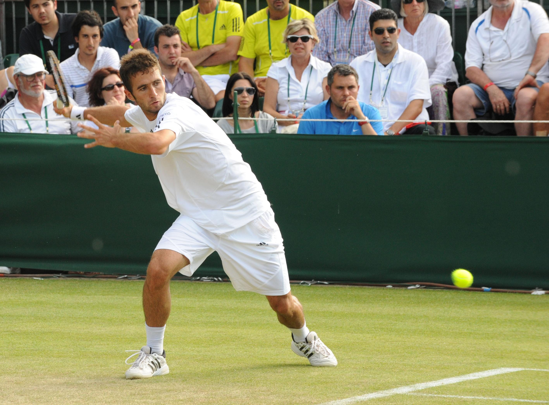 Marsel İlhan - Wimbledon
