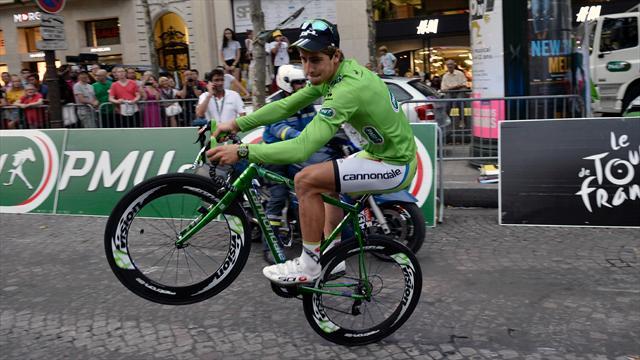 Le Tour pour les nuls : Le maillot vert, ça marche comment ?