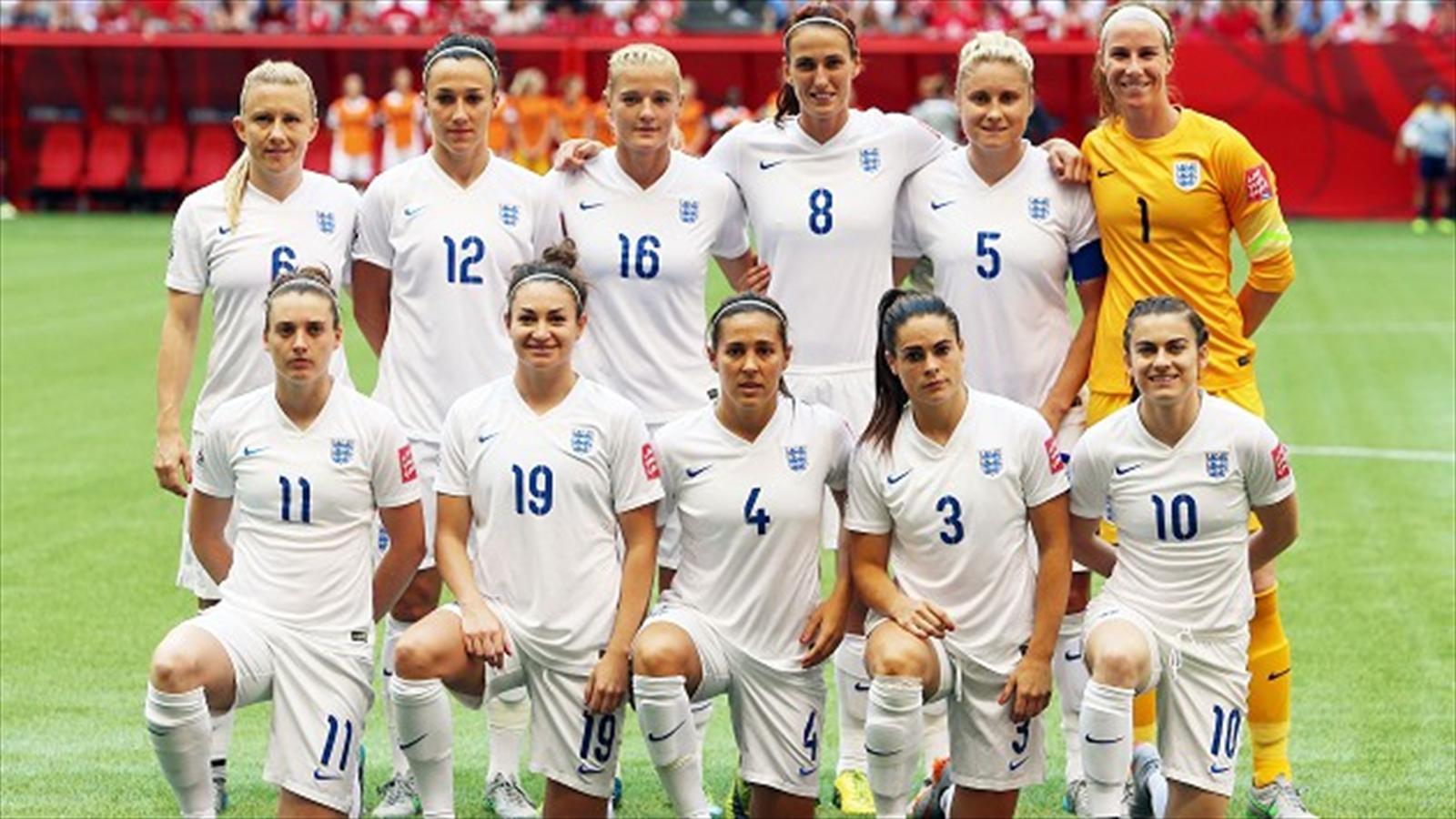Женская сборная англии по футболу фото