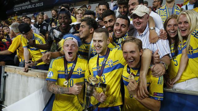 U21'de Avrupa Şampiyonu Milosevicli İsveç oldu