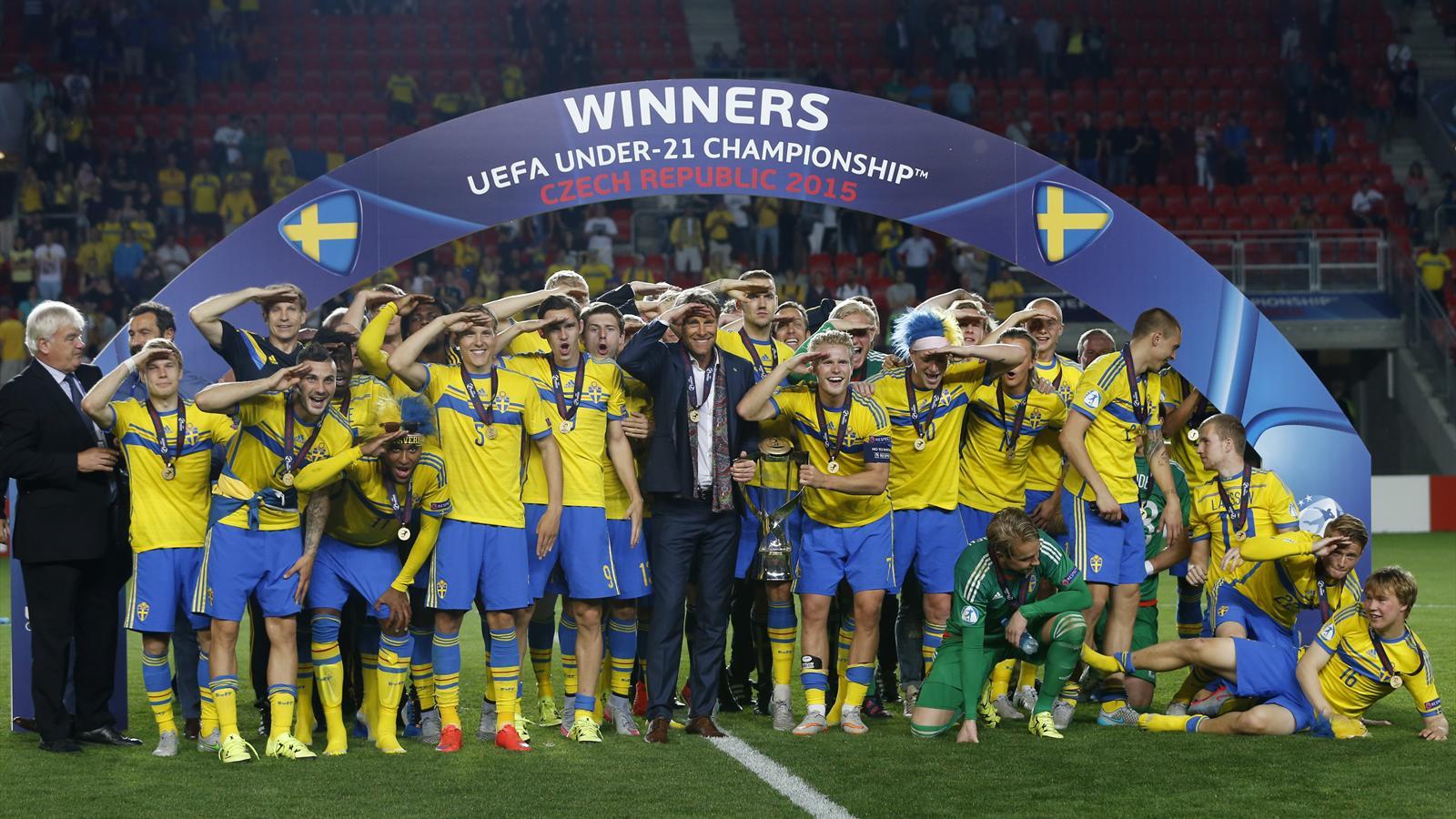 Risultati immagini per praga 2015 u21 sweden