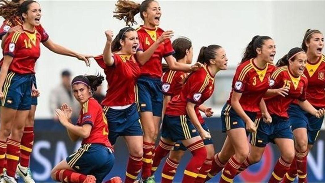 España gana la Euro Sub 17 y demuestra que el fútbol femenino tiene futuro  (5-2) - Fútbol - Eurosport Espana 21fa4cad81697