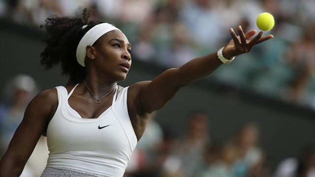 Serena Williams - Watson EN DIRECT