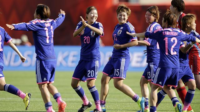 We weren't lucky - we were better, insists Japan coach