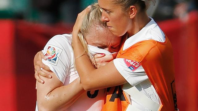 Laura Bassett deluged with love and support after catastrophic own goal for England