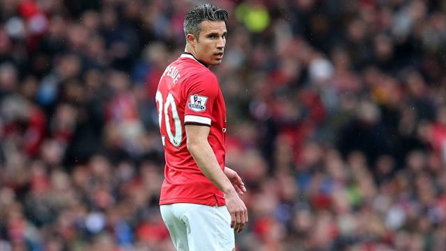 Robin van Persie soll bei Manchester United in Richtung Türkei verkauft werden