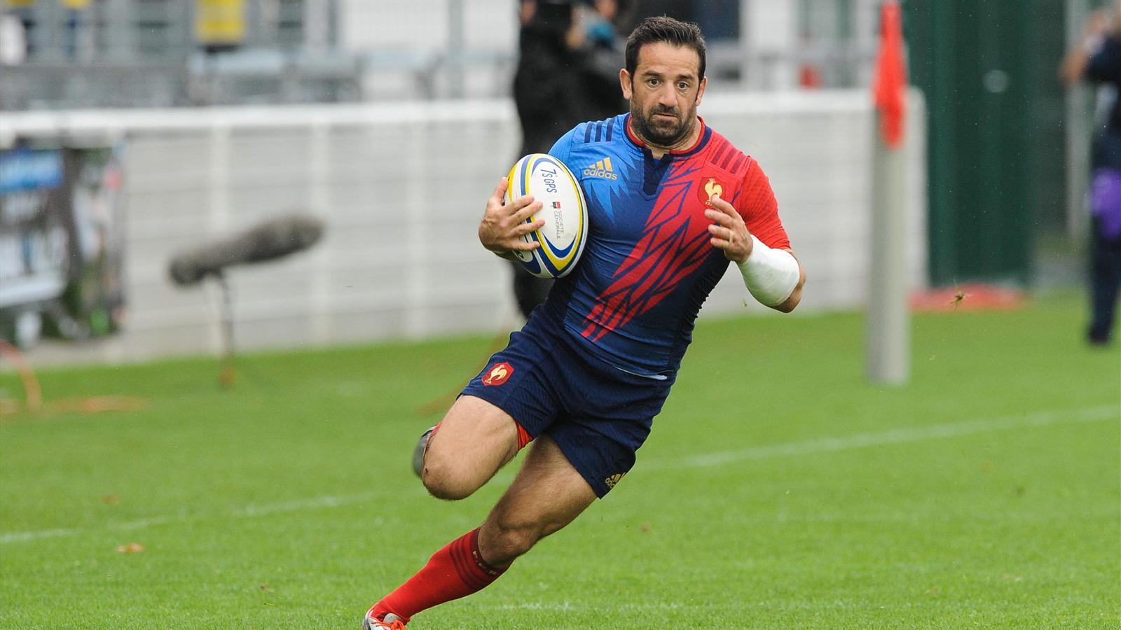 Julien Candelon (France 7) - juin 2015