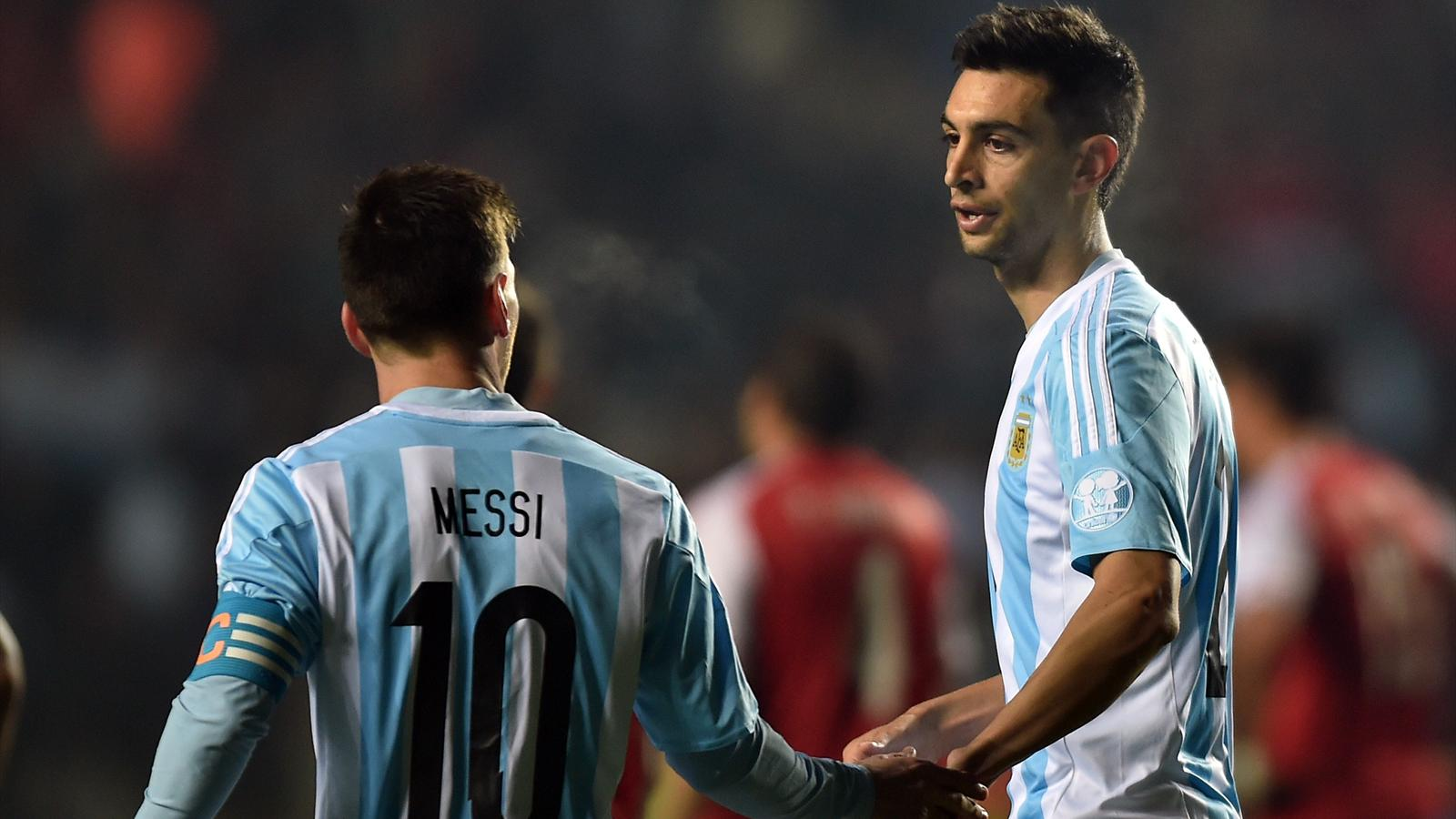 Javier Pastore I make things easier for Lionel Messi and Angel Di