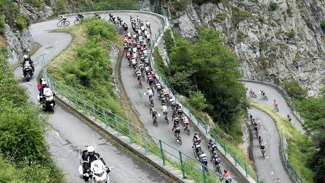 Tour Vorschau 18 Etappe Achterbahnfahrt Durch Die Alpen Von Gap