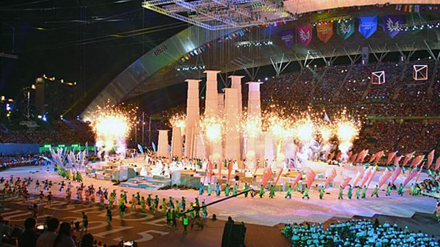 The Opening Ceremony: A Superlative Show of Lights