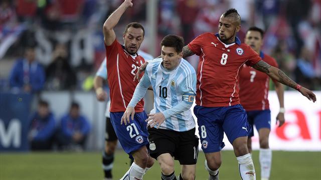 Перцы Чили. Почему Месси снова упустил титул со сборной