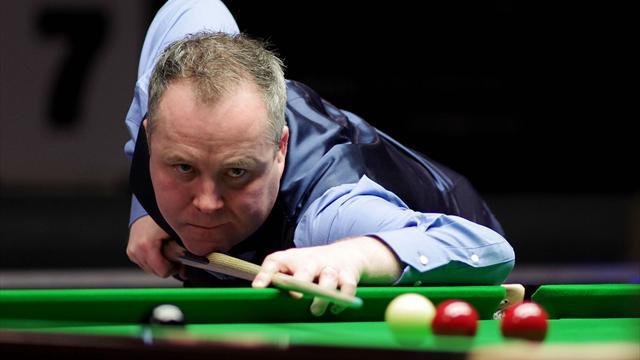 Klassiker im Viertelfinale: Selby gegen Higgins und O'Sullivan gegen Williams