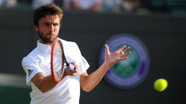 Simon vise deux quarts sur gazon : Wimbledon et la Coupe Davis